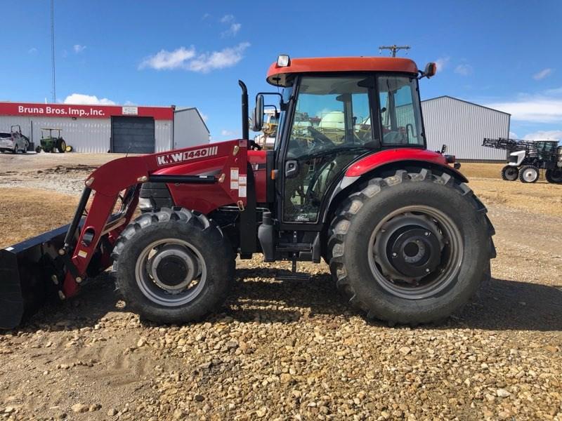 2012 Case IH Farmall 95 Tractor For Sale