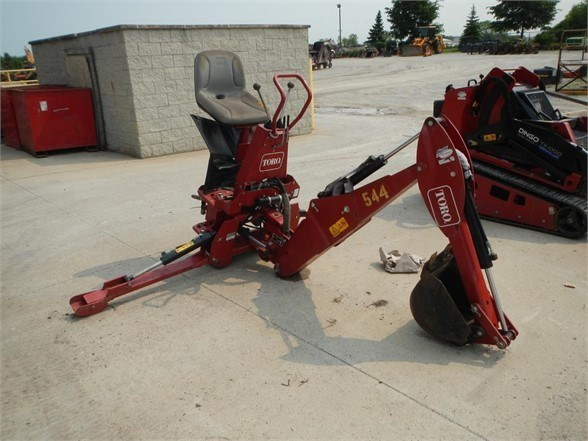 2014 Toro 23163 3 Point Backhoe Attachment For Sale