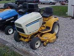 Riding Mower For Sale 1995 Cub Cadet 1863 , 18 HP