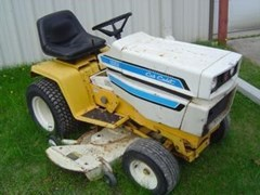Riding Mower For Sale 1978 International 1450 , 14 HP