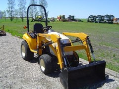 Tractor For Sale 2003 Cub Cadet 7264 , 26 HP