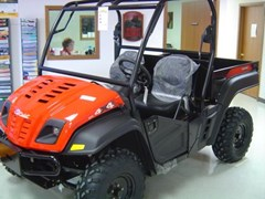 ATV For Sale 2012 Cub Cadet VOLUNTEER 4X4