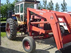 Tractor For Sale 1970 International 826