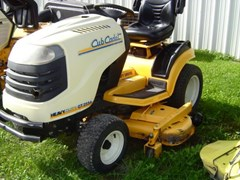 Riding Mower For Sale 2009 Cub Cadet GT2554 , 23 HP