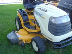 Riding Mower For Sale 2010 Cub Cadet GT2550 , 22 HP