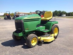 Riding Mower For Sale 2000 John Deere 345 , 20 HP