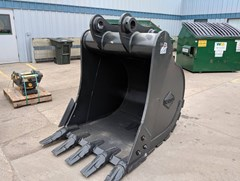 Excavator Bucket For Sale:  2019 Hensley PC360GP48