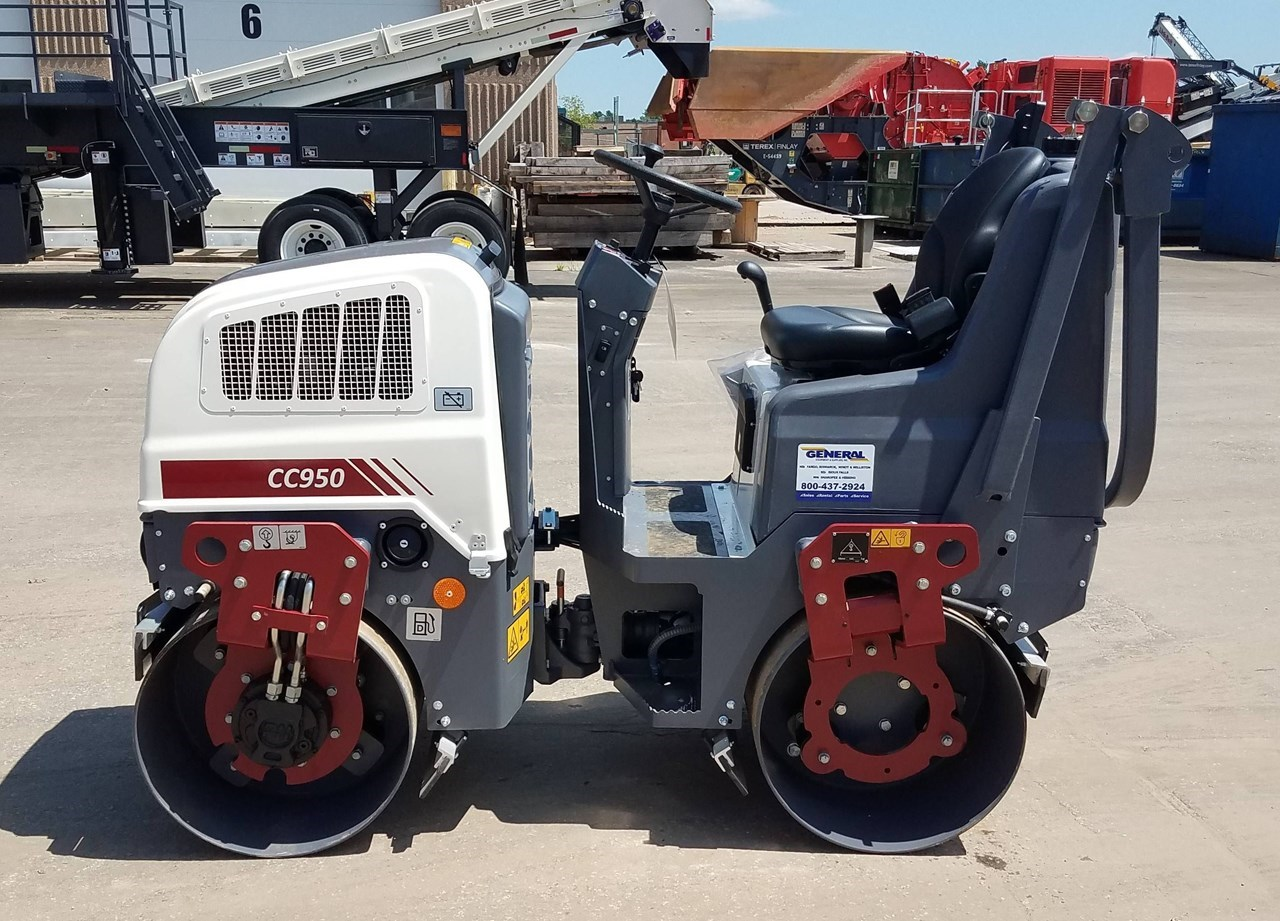 2019 Dynapac CC950 Compactor For Sale
