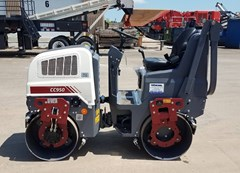 Compactor For Sale:  2019 Dynapac CC950