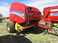 Baler-Round For Sale 2014 New Holland 560