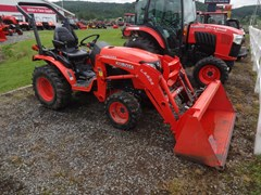 Tractor - Compact For Sale 2015 Kubota B2601 , 25 HP