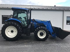 Tractor For Sale 2016 New Holland T6.165 , 135 HP