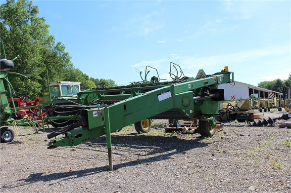 1994 John Deere 820 Windrower-Pull Type For Sale