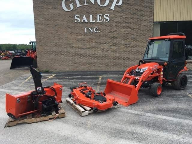 Photos of 2018 Kubota BX2380V Tractor For Sale » Alanson