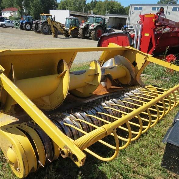 2008 New Holland 27P Forage Head-Windrow Pickup For Sale