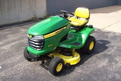Riding Mower For Sale 2013 John Deere X310 , 18 HP