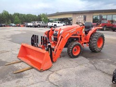 Tractor For Sale:  2015 Kubota L3901HST , 37 HP