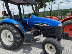 Tractor For Sale New Holland TT55 , 55 HP