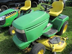 Lawn Mower For Sale 2002 John Deere GX345 , 20 HP