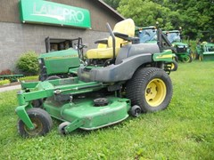 Zero Turn Mower For Sale 2005 John Deere 757 , 25 HP