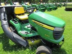 Lawn Mower For Sale 2012 John Deere X304 , 17 HP