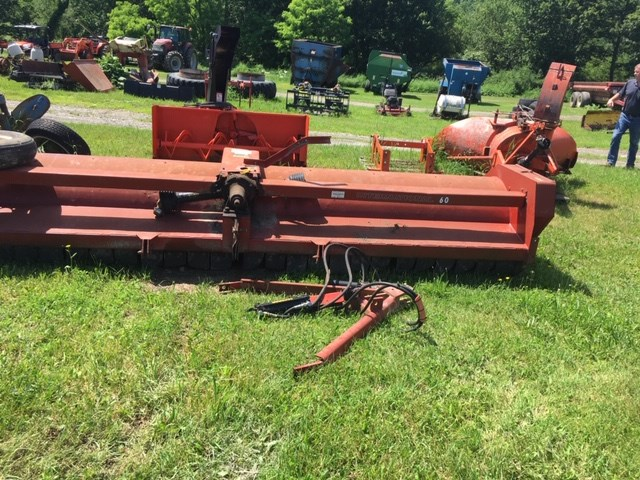 IH #60 Flail Mower For Sale