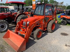 Tractor - Compact For Sale 2014 Kubota L3901HST , 39 HP