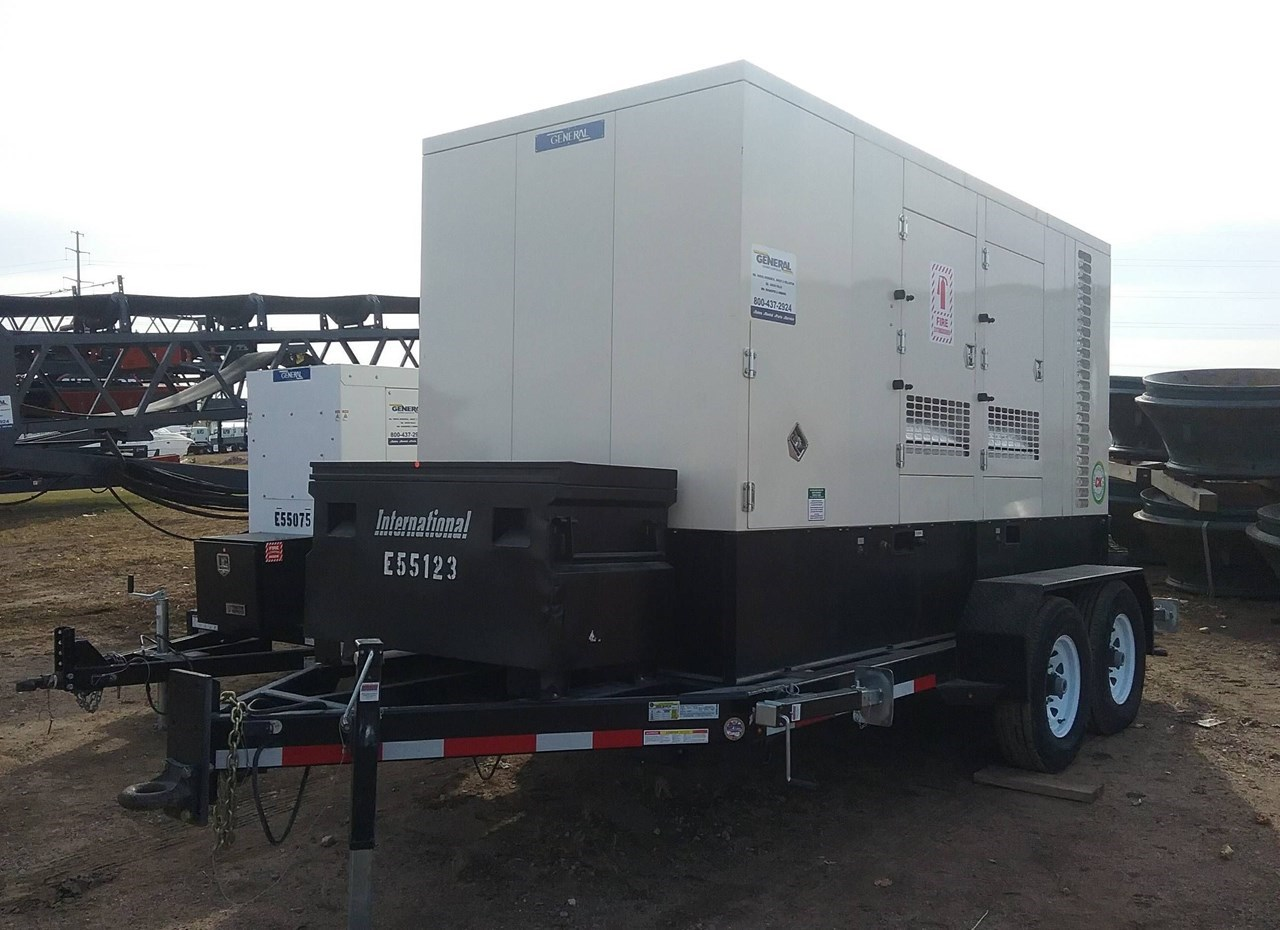 2019 Other 180 KW Generator & Power Unit For Sale