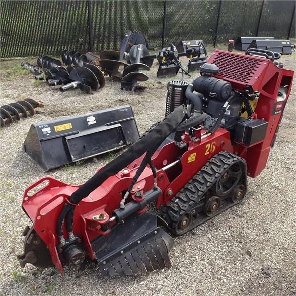 2016 Toro STX26  Trencher-Track
