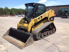 Skid Steer-Track For Sale:  2011 Caterpillar 277C , 83 HP