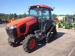 Tractor For Sale:  2018 Kubota M5N-091HDC12PC , 92 HP
