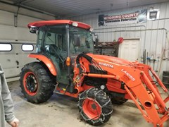 Tractor For Sale 2014 Kubota L5460HSTC , 54 HP