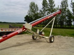 Auger-Portable For Sale 2012 Farm King Allied C1036 , 10 HP