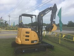 Excavator-Mini For Sale 2018 John Deere 35G