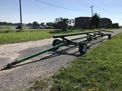 Header Trailer For Sale 2012 Unverferth AWS-36
