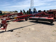 Windrower-Pull Type For Sale 2015 New Holland Discbine 316