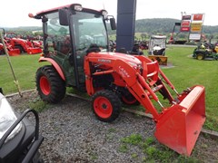 Tractor - Compact For Sale 2014 Kubota B2650HSDC , 26 HP