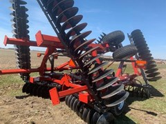 Disk Harrow For Sale 2015 Case IH TRUE-TANDEM 345