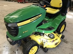 Riding Mower For Sale 2010 John Deere X360 , 22 HP