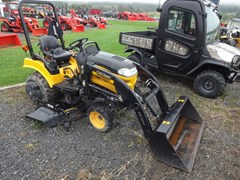 Tractor - Compact For Sale 2014 Cub Cadet SC2400 , 24 HP
