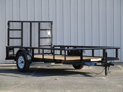 Utility Trailer For Sale 2019 Top Hat 77X12 DSP
