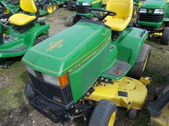Lawn Mower For Sale 1992 John Deere 425 , 20 HP