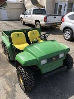 Utility Vehicle For Sale 2003 John Deere 6X4