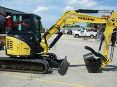 Excavator-Mini For Sale 2019 Yanmar VIO55-6A