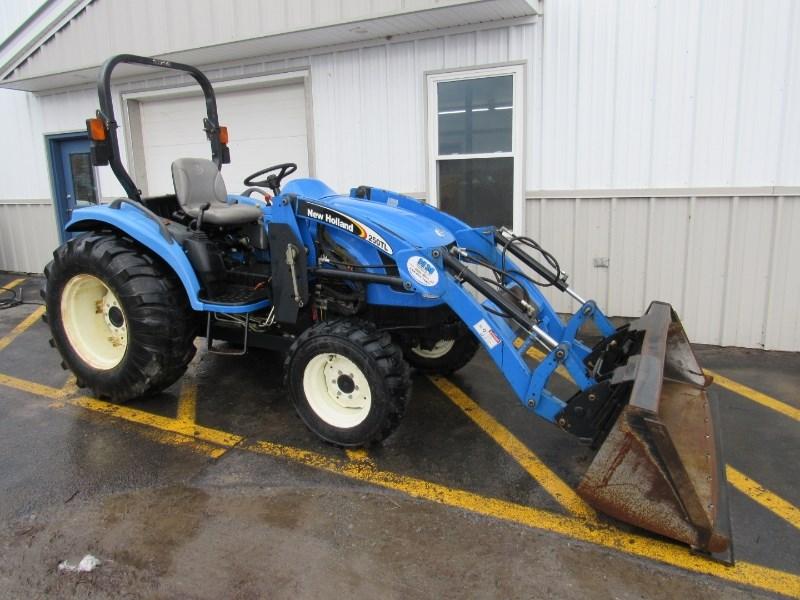 2006 New Holland TC35DA Tractor For Sale