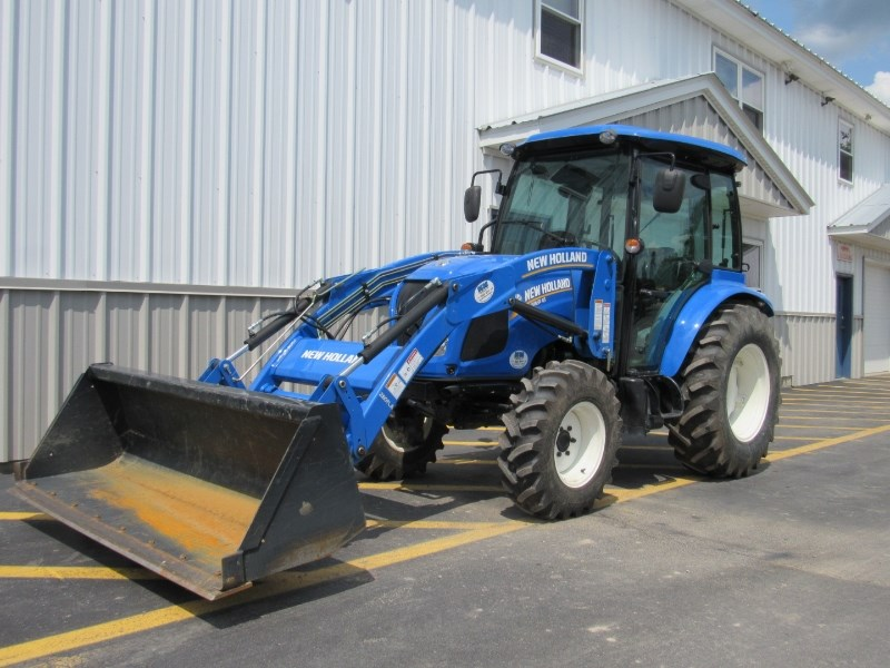 2018 New Holland Boomer45 Tractor For Sale