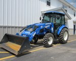 Tractor For Sale: 2018 New Holland Boomer45, 45 HP