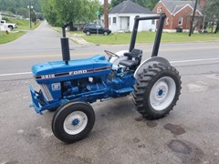 Tractor For Sale 1984 Ford 3910 , 42 HP