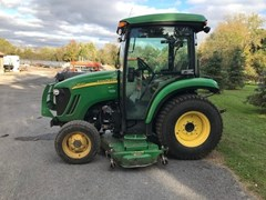 Tractor - Compact Utility For Sale 2011 John Deere 3520 , 37 HP