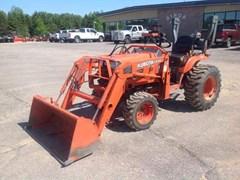 Tractor For Sale:  2001 Kubota B2410HSD , 24 HP